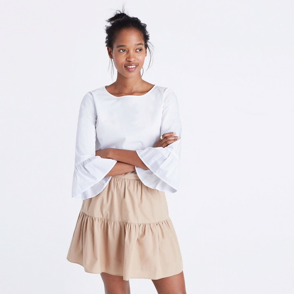 Madewell Tops - NWT Madewell top Blouse XL